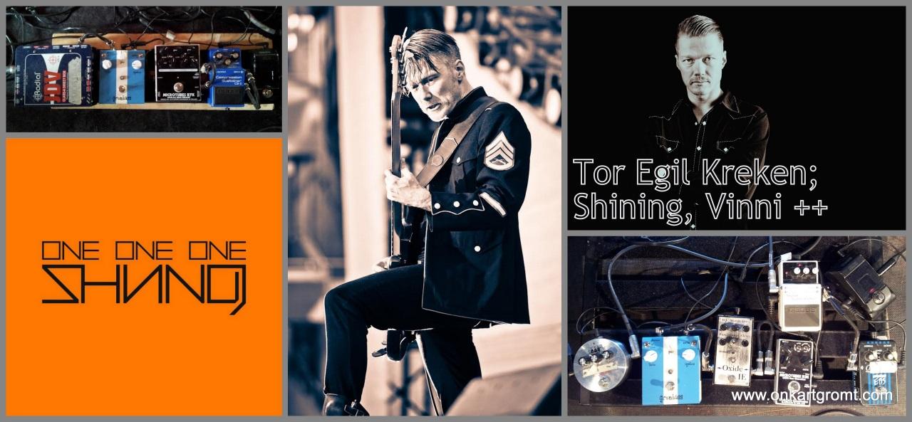 Tor Egil Kreken uses Grombass