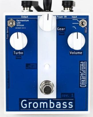 Grombass v1- 3 modes of fuzz