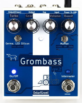 Grombass v2 - Grambass +boost