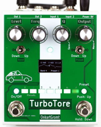TurboTore - 6 band parametric eq