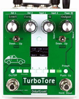 TurboTore - 6 band parametric eq